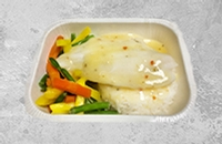 Italian fillet of sole fish